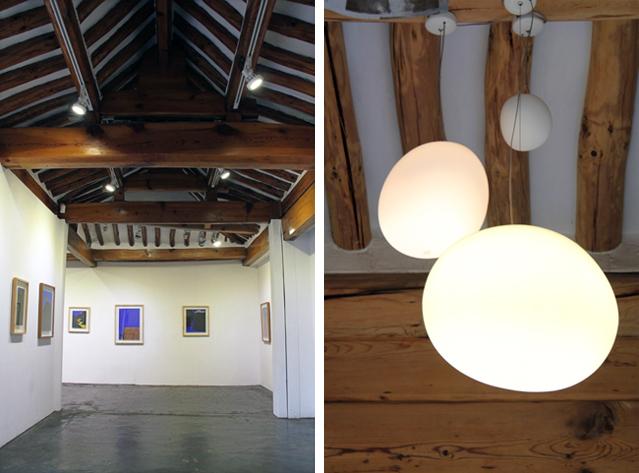 Les nouvelles hanoks allient beaut traditionnelle et style contemporain ko - Eclairage plafond avec poutres ...